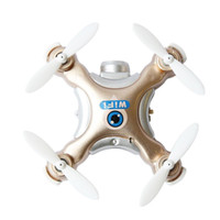 Wholesale Rc Helicopter Year Old - Cheerson Helicopter CX-10W WIFI FPV Drone 2.4G 4CH 6Axis MINI RC Quadcopter 6 Axis Gyro Camera Mobile Control