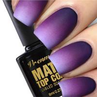 Wholesale Matte Uv Gel Nail Polish - Cleaning Matt Top Coat Nail Gel Polish Long Lasting Matte Top coat LED UV Nails Gel Lacquer Matt Top Gel