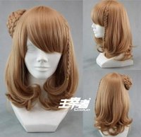 Wholesale Amnesia Wigs - AMNESIA heroine character Blonde Color Anime Cosplay Wigs