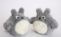 Wholesale Totoro Plush Free Shipping - Free Shipping Hot Sale My neighbor totoro 20cm Plush Doll Stuffed Toy For Children Gifts New