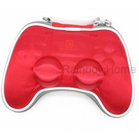 Wholesale ps4 carry bag resale online - Airform Travel Carrying Pouch Storage Carry Bag for PS4 Game Controller PlayStation Dualshock GamePad Project Design Protective Bags Q2