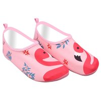 7f5dd0786627 Quick Dry Children Boys Shoes Sneaker Pink Print Sport Running Anti-slip  For Swimming Pool Beach Kid Shoe Boy Girl Sneakers
