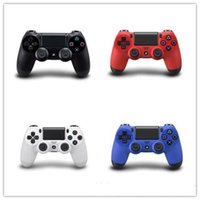 Wholesale ps4 consoles - New PS4 Controller high quality wireless bluetooth Game controller for PS4 Controller 4 Joystick Gamepad for PS4 Console