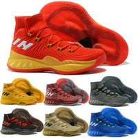 Wholesale Increase Knitting - Buy Andrew Wiggins Crazy Explosive Men Basketball Shoes Military Boots High Quality Cheap J Wall 3 Man Prime-Knit Crazy Explosive PE Sneaker