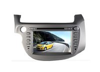 Pour Honda Fit Voiture dvd GPS 8inch Android 4.4.4 RDS Radio Bluetooth Google Play WIFI DVR