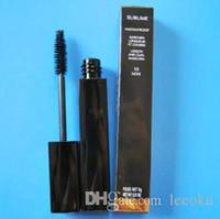 Wholesale Thick Volume Curling Mascara - Brand Makeup Curling Thick Mascara Volume Express False Eyelashes Make up Waterproof Cosmetics EyesFree Shipping