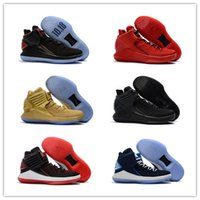 Wholesale High Speed Threading - New with box 32 XXXII Flight Speed 10.18 men basketball shoes sports sneakers red fashion trainers HIGH Quality with box size 7-12