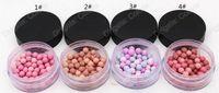 Wholesale Red Wine Pearl - Makeup Meteorites Blush Pearl Blushes powder Perles De Poudre Revelattrices De Lumiere 35g