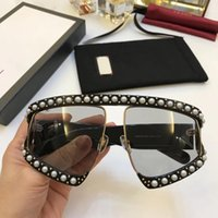 Wholesale Contact Frames - 0234 diamond sunglasses luxury hot brand women designer large frame 0234 square sun glasses eyewear more details contact me