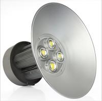 Wholesale Fixture Canopy - 200W led high bay light warehouse industrial lights fixture AC85-265V LED canopy ligitng 2000lm workshop lamp