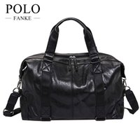 Wholesale Office Shoulder Bag - Men Messenger Bags Male Handbags Briefcase Document Business Handbags Genuine Leather Shoulder Office FH170703