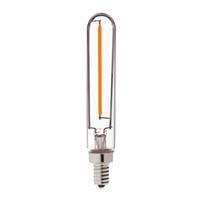 Wholesale Globe Bulb 1w E14 - Retro LED Long Filament Bulb,1W 2200K,E12 E14 Base,Edison T20 T6 Tubular Style,Decorative Lights,Dimmable