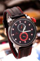 Wholesale V6 Super Speed Quartz Watch - BRAND V6 Super Speed Men's Sports Watches High quality Fashion Men's Silicone straps Wristwatch relogios original atmos clock