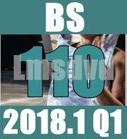 Top-sale 2018.1 Gennaio Q1 New Routine BS 110 Aerobica Fitness Esercizio Video BS110 Video DVD + CD Musica