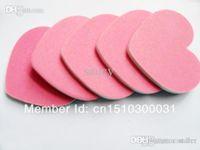 Wholesale Mini Nail Emery Board - Wholesale-500 pcs mini nail emery board nail art tool beauty file