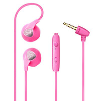 Wholesale Amaze Android - Wholesale Sports Earphones Mobile Computer MP3 Universal 3.5MM clear voice amazing sound earphone For Android IOS Phones DHL Free Shipping