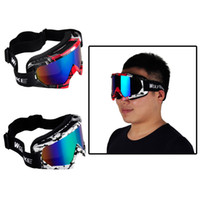 Wholesale Snow Ski Goggles Glasses - Original WOLFBIKE UV400 Protection Ski Cycling Goggles Outdoor Sports Snowboarding Skate Goggles Snow Skiing Sun Glasses Eyewear 2510001