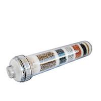 filtros de agua de ósmosis inversa al por mayor-Cartucho de filtro de agua alcalina Coronflow Post filtro para ósmosis inversa y purificación de agua