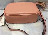 Wholesale Vintage Cotton Bags - Hot Fashion design shoulder bag ladies tassel profile women messenger bags