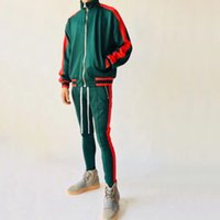 FIF Fifth Collection Track Jacket Fifth Quarter Uomo Donna Coppia Spell Color Giacca sportiva Vintage Jacket Seven Color HFYTJK025