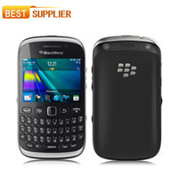 Wholesale Limited Phone - 2016 Time-limited Limited Color Bar Gsm Unlocked Original Blackberry 9320 Curve 9320 with Wifi Gps Bluetooth refurbished mobile phone