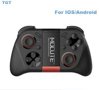 DHL MOCUTE-050 Gamepad Gamma di gioco Bluetooth Controllo Joystick Shutter Remote Control per iPhone IOS Andriod Smart Phone TV BOX