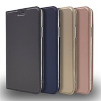 Wholesale iphone flip up card for sale - Group buy For iPhone X Wallet Case for iPhone Plus Flip Stand with Magnetic Card Holder Cover up