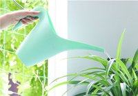 ingrosso buoni utensili da giardinaggio-nuovi vasi di piante grasse Annaffiatoio caramelle colorate vasi di plastica di buona qualità Attrezzi da giardino pianta in vaso Alta capacità decorazione domestica all'ingrosso