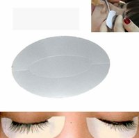 Wholesale Lash Pads - Eyelash Lint Free Eye Patches Extension Under Lash Eye Stickers Pads Fashion