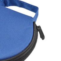 Wholesale Dvd Car Holder Bag - 2016 Hot Home Car Zip up DVD CD Discs Holder Pocket Blue Storage Bag Cheap car storage bag