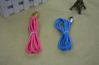 Wholesale Tablet Q - 2A TPE Q Bombs Micro Usb Data Cable Android Charging Line Charge Cord For Cell Phone Tablet 100pcs