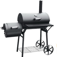 oven electronic ignition - small and big BBQ grill double gas charcoal BBQ grill gas oven charcoal oven multifunction BBQ grill outdoor charcoal BBQ grill