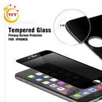 Cheap For Samsung Privacy Temper Glass Best Anti-Spy Shield TFT company Iphone 7