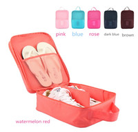 Wholesale Pouch Bag For Shoes - Travel Organizer Shoe Bags Accessories Women's Luggage Storage Wash Bag For Portable Shoes Storage Pouch Bag Clothes Organizer