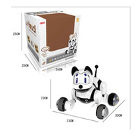 Wholesale Electronic Kitty - Wholesale Electronic Pet Intelligent Educational Voice-activated Robot Kitty Poppy Cat Toy Kid Boy Girl Children Power-driven Cat Gift
