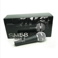Wholesale High Quality NEW Version SM LC SM58LC Wired Vocal Karaoke Handheld Dynamic Microphone Microfone microfono Mic