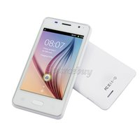 """Wholesale Cheapest Android Cells - Cheapest Dual SIM cameras H-Moblie V1 4"""" Smartphone Android 4.4 800*480 Touch screen wifi GSM Unlocked Mobile Cell phone Free shipping DHL"""
