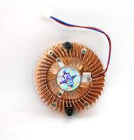 tarjeta gráfica sunon al por mayor-Nuevo Sunon original 124010VM para ventilador de tarjeta gráfica MSI con paso de disipador 55MM