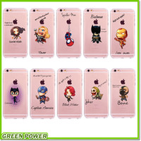 Wholesale paint transparent cell phone case for sale – best For Iphone plus S plus SE hand painted case Luxury ultra thin Plating Crystal Clear TPU Silicone Case Cell Phone Cases
