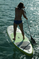"Wholesale Sup Stand Up Paddle - 1o' * 30""*4"" SUP Inflatable Stand up paddle board"