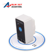 Wholesale Gm Window Switch - 2016 Hot sales New Super Mini ELM327 Wifi ELM 327 White OBD2 OBD ii CAN-BUS Diagnostic Tool+Switch Works on Android Symb ian Windows