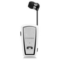kulaklıklar bluetooth klipleri toptan satış-Fineblue İş Bluetooth Kulaklık Anti-kayıp Geri Çekilebilir Klip Kulaklık Ses Istemi Perakende Ambalaj içinde iphone Android telefonlar için