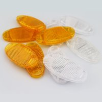 Vente en gros- 10Pair Bicycle Spoke Reflector Warning Light Roue de vélo Rim Reflective MTB cyclisme sur route Spoke lights Bike Bicycle Accessories