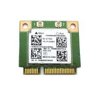 mini tarjetas express al por mayor-Al por mayor- Para Realtek RTL8723BE 802.11bgn + BT4.0 Tarjeta inalámbrica para Lenovo Thinkpad E540 S440 S540 FRU 04W3813