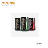 Wholesale Luxury Pro - REV GTS 230W Box Mod Large Screen Powered by dual 18650 batteries with luxury and beautiful ergonomic design VS Smok Pro Color Kit