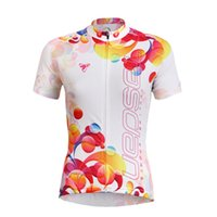Wholesale Sportwear For Women - Tasdan Professional Sportwear Cycling Jerseys Quick Dry Funny Cycling Jerseys Short Sleeve Bicycle Tops Shirt for Women