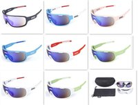 Wholesale Sunglasses Lens Sport Goggle Cycling - bike glasses Polarized Anti-Fog Cycling bici velo eyewear POC DO Bicycle Sunglasses 2 lens Bike Casual Goggles Outdoor sports D615