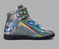 Wholesale Ups Maison - free spring 2016 New Maison martin margiela shoes men sneakers high top shoes MMM Shoes mens shoes
