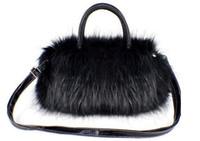 Wholesale Doctor Dot - fashion designer handbags women fur purses fashion small new casual cross body shoulder bag