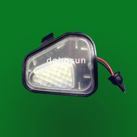 Wholesale Led Side Mirror Light - 2PC X dahosun LED Mirror light for VW CC Passat 2009-2012 Scirocco
